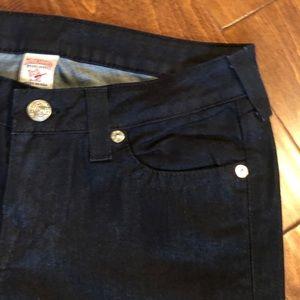 True Religion Jeans - Dark Blue True Religion Flare Jeans Size 30
